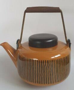 Mid Century German Waechtersbach Teapot