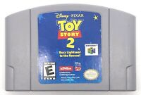 Nintendo 64 Toy Story 2 N64 Authentic Cartridge Only