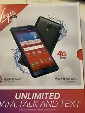 Kyocera Hydro REACH (Virgin Mobile)   WATERPROOF 3 FT 30 MIN sealed