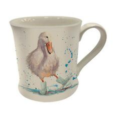 Bree Merryn Fine Art China Mug: Deirdre Duck