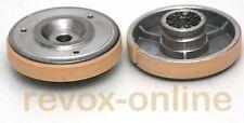 Bremstrommel, Bremsrollen 1.077.561 (2 Stück) gebraucht, geprüft für Revox A77