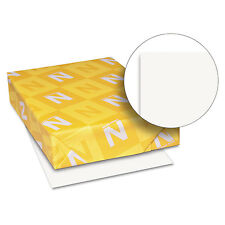 Neenah Paper Exact Index Card Stock 110 lbs. 8-1/2 x 11 White 250 Sheets/Pack