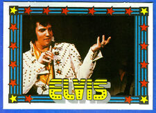 1978 Monty Gum ELVIS PRESLEY card from Holland (blank back)                l