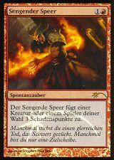Abrasador lanza foil/searing Spear   ex   FNM promos   ger   Magic mtg