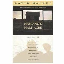 Harland's Half Acre (Vintage International) Malouf, David Paperback