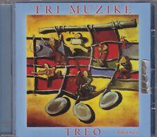 TRI MUZIKE - treo CD