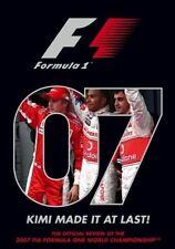 Formel 1 Saisonrückblick 2007 - Kimi Raikkonen [DVD] *NEU* F1 Season 2007 Review