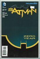 Batman #21 DC Comics Zero Year Part One 1st appearance of Duke Thomas