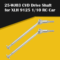 2x Front CVD Universal Drive Shaft Dogbone For XLH 9125 4WD 1/10 Buggy RC Car