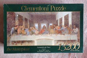 Puzzle 13200, Clementoni, The Last Supper, Leonardo da Vinci