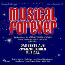 Beste aus 20 Jahren Musical - Orchester der Vereinigten Bühnen Wien - 2 CDs NEU