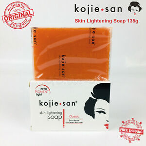 Kojie San Kojic Acid Skin Lightening Soap Bar 135g Original - Bulk Discount Sale