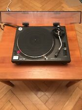 Technics SL-1210 MK 2 Turntable Plattenspieler Incl Shure System