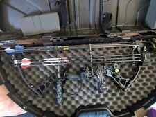 Black bowtech fuel barely used