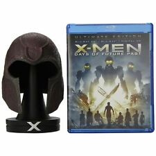 X-MEN Days Of Future Past Exclusive MAGNETO HELMET Ultimate Edition Blu Ray 3D