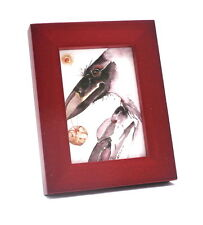 ACEO picture frame for 2.5 x 3.5 art -  ROSEWOOD single opening for aceo art