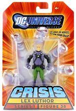 """DC Universe Infinite Heroes Crisis LEX LUTHOR 3.75"""" Action Figure #38 Mattel"""