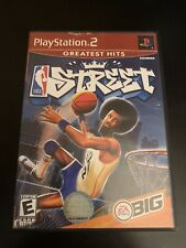 NBA Street Greatest Hits (Sony Play Station 2 PS2) Tested