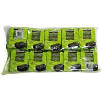 Kirkland Signature Organic Roasted Seaweed Snack, 0.6 oz, 10-count