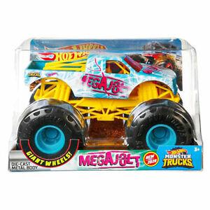 Hot Wheels Monster Trucks 1:24 - MegaJolt