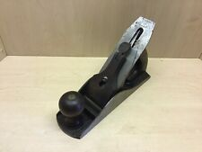 Vintage Stanley (Canada) No. 4 Smoothing Plane With Original Rosewood Handles.