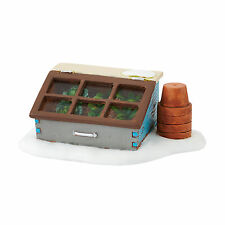 Dept 56 Woodland Cold Frame 2015 4047583 Accessory NEW Department 56 D56