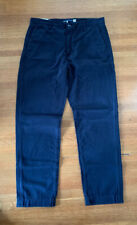 Levis Made And Crafted, Brushed Chino, Navy, 36x32