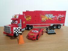 LEGO 8486 DISNEY PIXAR CARS 2 Mack's Team Truck with Lightening McQueen