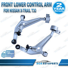 OEM SUITS Nissan X-Trail T30 '00-'07 Aluminium FRONT LOWER Control Arms Kit
