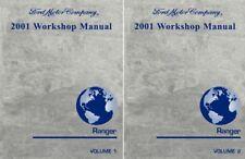 2001 ford ranger repair manual