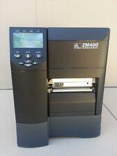 Zebra ZM400 PLUS Thermal Label Printer USB & Network Interface