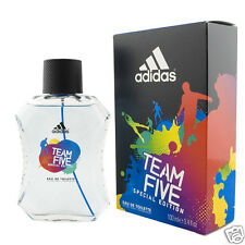 ADIDAS TEAM FIVE EAU DE TOILETTE 100ml (hombre)