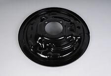 GM OEM-Brake Backing Splash Dust Shield Plate Left 15622343