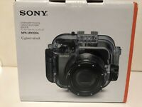 Sony Underwater Housing MPK-URX100A Case For DCS-RX100 Series JAPAN NEW NEW