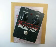 Voodoo Lab Micro Vibe Guitar Pedal Univibe Effect