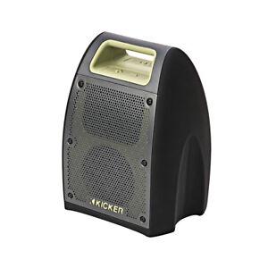 Waterproof Bluetooth Kicker Bullfrog 400 Portable Speaker ( Green )