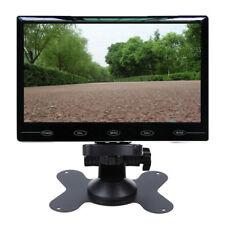 "9"" Ultra-thin HD 800*480 TFT LCD Color 2-CH Input DVD VCR Car Rear View Monitor"