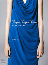 DRAPE DRAPE DRESSES Vol 4 - Japanese Craft  Book SP5