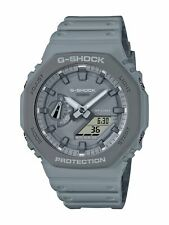 Casio G Shock Grey Watch GA2110ET-8A
