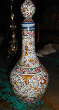 Vintage Portuguese Ceramic Decanter