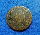 Rare 1863 Civil War Store Card Token FR. FREISE, New York Undertaker, Casket 💎