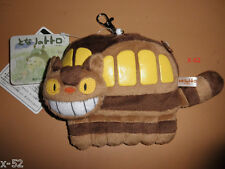 TOTORO CATBUS wallet CAT BUS ghibli studios HAYAO MIYAZAKI anime movie toy