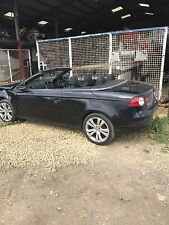 2011 VW EOS 2.0 TDI DSG  (BREAKING) BOOT LID WITH LIGHTS
