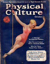 1926 Physical Culture October-Dance your way to health and beauty;Body Beautiful