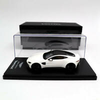 1:43 Aston Martin Vantage 2018 White Resin Limited Edition Collection