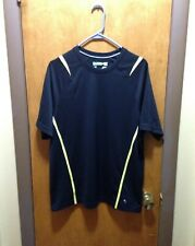 Black & Yellow Tek Gear Shirt
