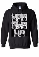 Disney Villains Mugshot Men Women Unisex Top Hoodie Sweatshirt 1995