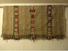 Mapuche poncho from Chile Aztec Southwest