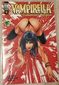 Harris Comics Vampirella Commerative Edition #1
