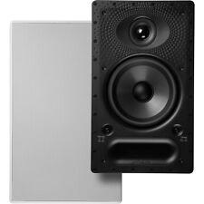 Polk Home Audio Speaker Vanishing In Wall 125 W RMS Powerful 2-way Premium Bass